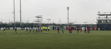 Under15, Juventus-Livorno 3-1