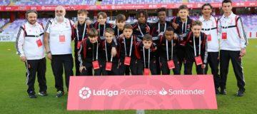 Esordienti 2007 a La Liga Promises