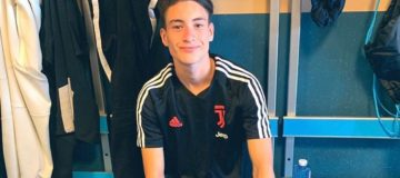 Matias Soule Juventus giovanili