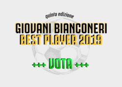 Giovani Bianconeri – Best Player 2019