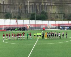 Under17, Genoa-Juventus