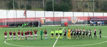 Under17, Genoa-Juventus