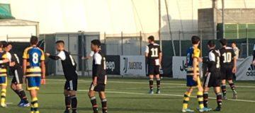 Under16, Juventus-Parma