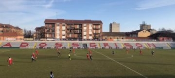Serie C, Juventus U23 - Novara 2-2