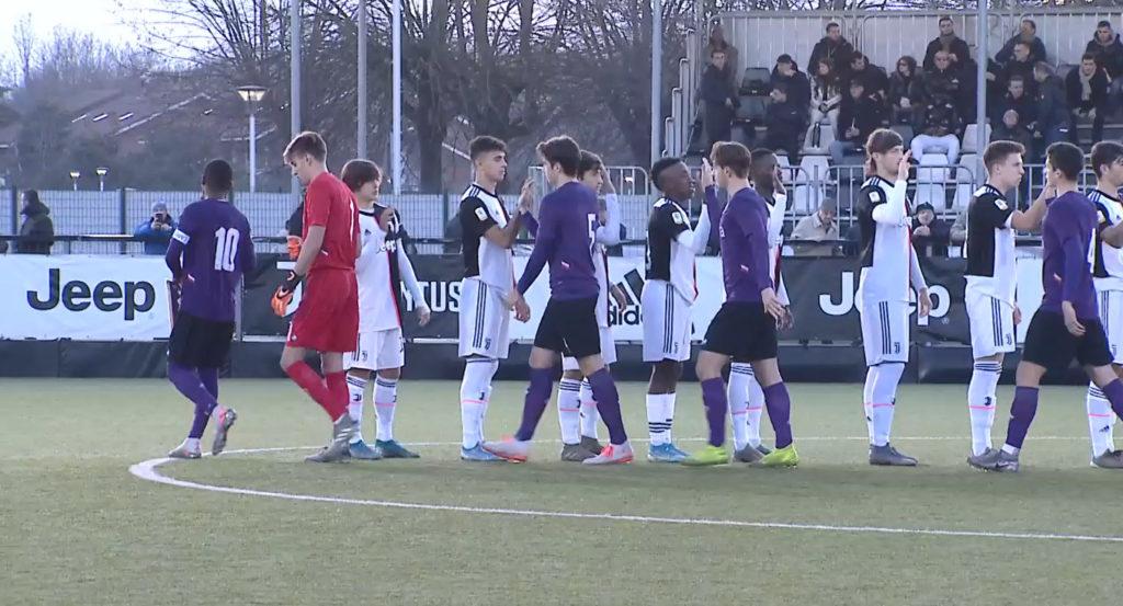 LIVE - Campionato Primavera 1, Juventus-Fiorentina