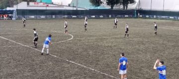 Under15, Sampdoria-Juventus