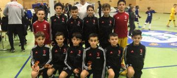 Pulcini 2010 alla PS Immo Cup