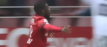 Mavididi gol Dijon