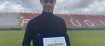 Nicolussi Caviglia vince Giovani Bianconeri – Best Player 2019