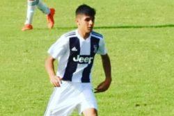 Ugo De Salvo, Juventus giovanili