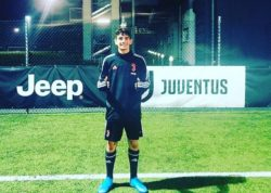 Giuseppe Balzano, Juventus giovanili