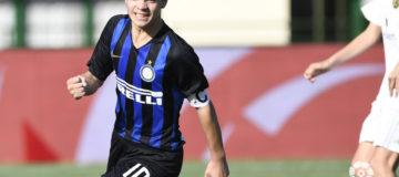 Michele Scienza, calciomercato Juventus giovanili