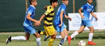 Gabriele Finocchiaro, Juventus giovanili