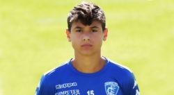 Riccardo Nobile, Juventus giovanili