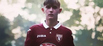 Lorenzo Biliboc, Juventus giovanili
