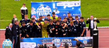 Juventus Euro Youth Cup 2020