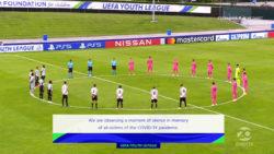 Ottavi di finale Youth League, Juventus - Real Madrid
