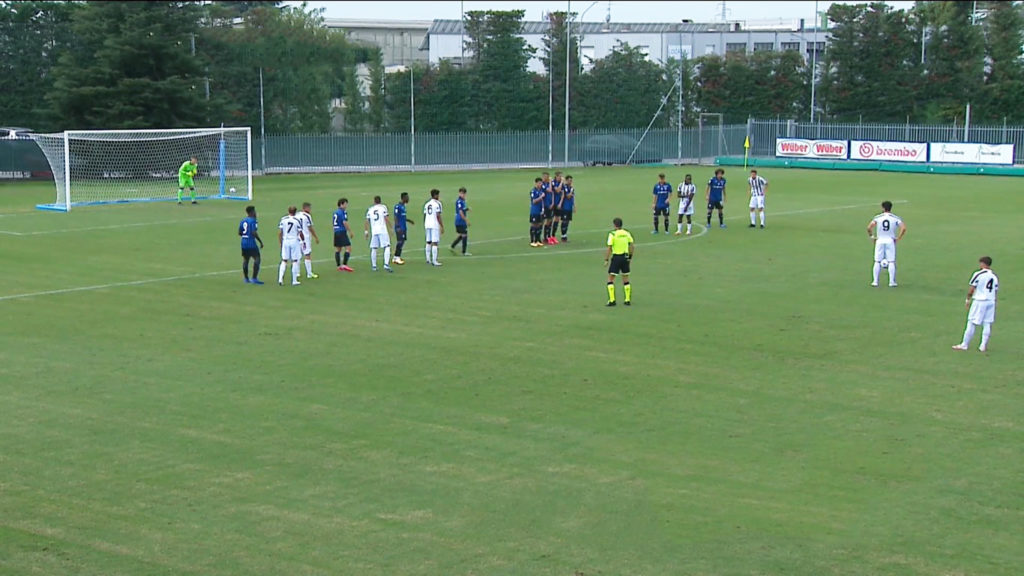 Primavera 1, Atalanta - Juventus