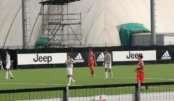 Under16, Juventus-Cremonese 5-1