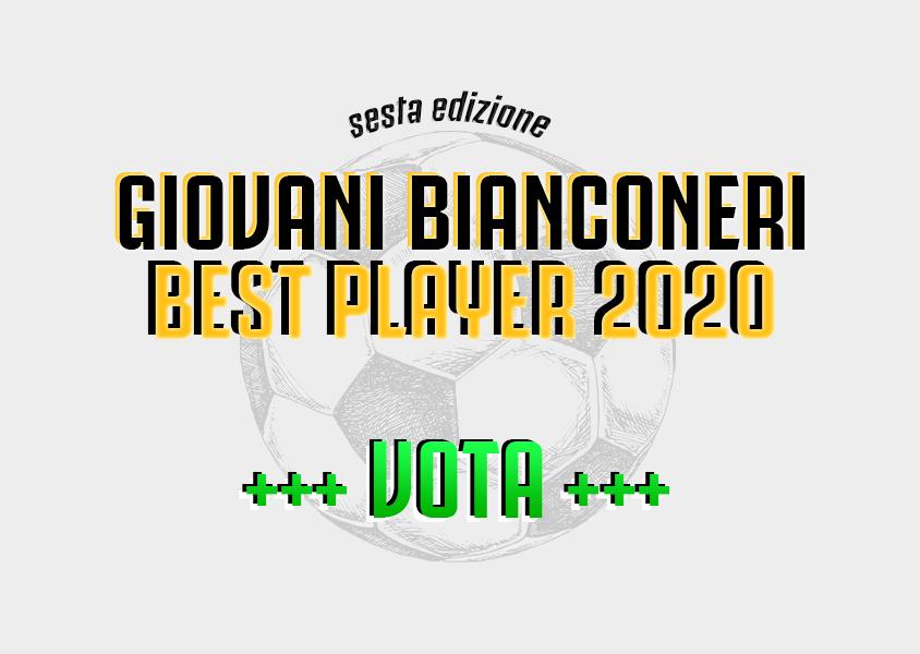 sondaggio Giovani Bianconeri – Best Player 2020