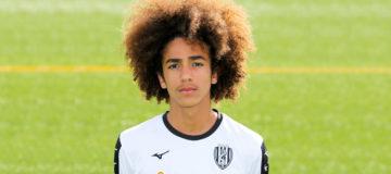 Matteo Lontani, Juventus giovanili