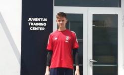 Jakub Vinarčík, Juventus giovanili