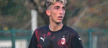 Alessandro Citi, Juventus giovanili