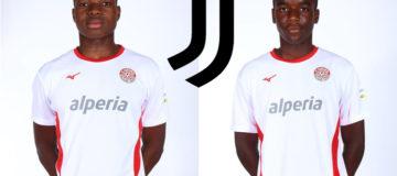 Diallo e Yamoah alla Juventus