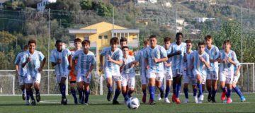 Matteo Pallavicini, Juventus entella giovanili