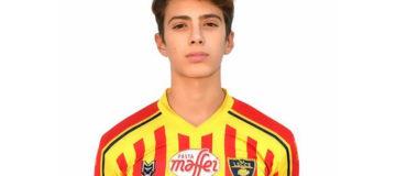 Claudio Giardino, juventus giovanili