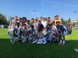 Juventus Under15 a SK Rapid VARTA