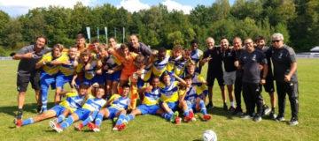 Euro Youth Cup 2021: vince ancora la Juventus Under17