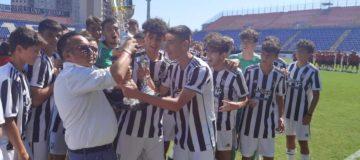 Juventus Under16 vince Trofeo Sardinia 2021