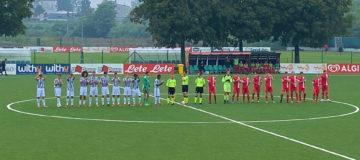 Under15, Monza-Juventus