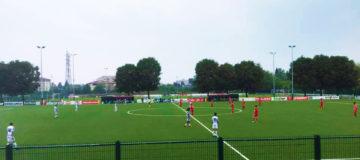 Under16, Monza-Juventus 3-2