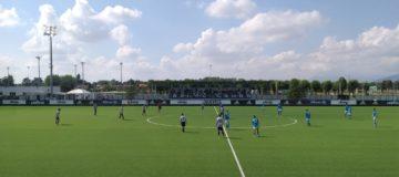 Primavera, Napoli-Juventus 1-1
