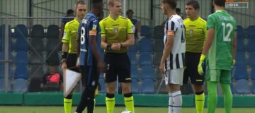 Primavera, Atalanta-Juventus