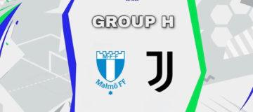 Youth League, Malmo-Juventus
