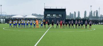 Under15, Juventus-Alessandria