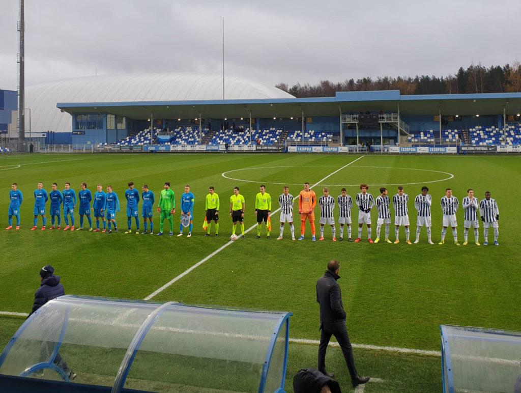 Youth League, Zenit-Juventus