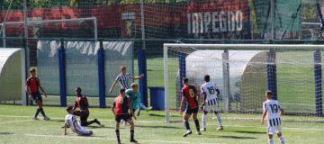 Under16, Genoa-Juventus 0-6