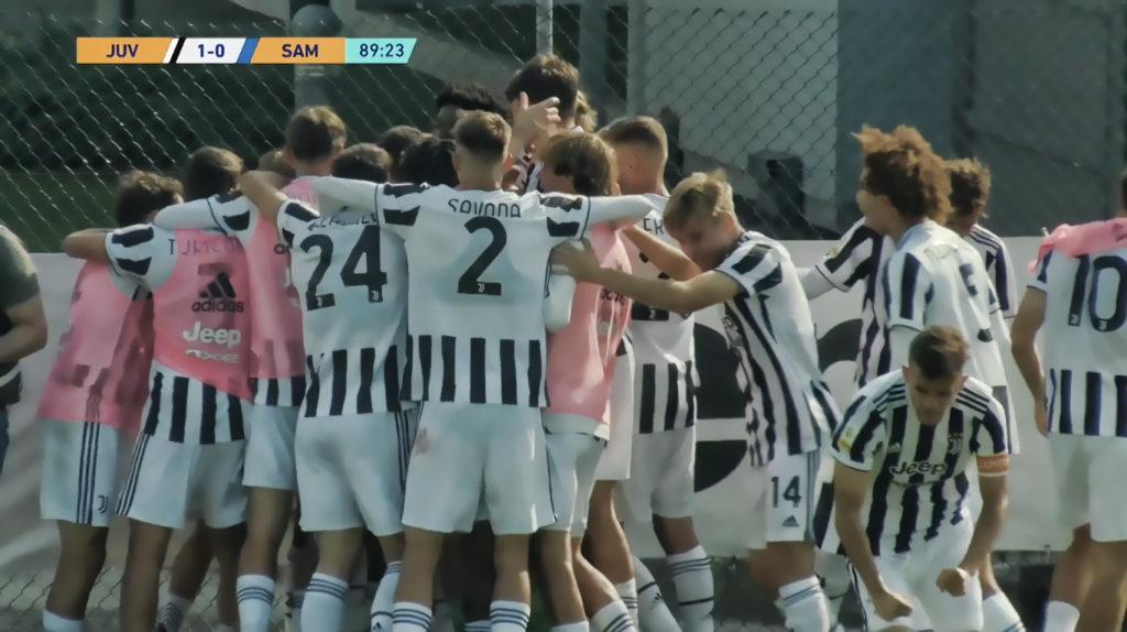 Primavera, Juventus-Sampdoria 1-0